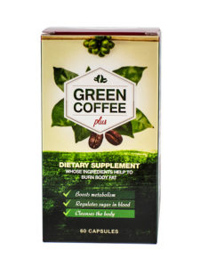 Capsule de Green Coffee Plus